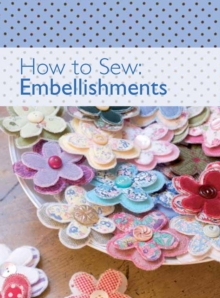 How to Sew - Embellishments, EPUB eBook