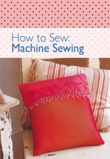 How to Sew - Machine Sewing, EPUB eBook