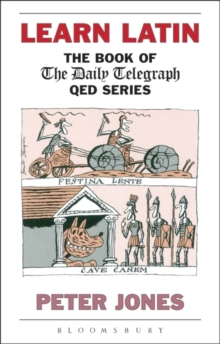"Learn Latin : The Book of the ""Daily Telegraph"" Q.E.D.Series, Paperback Book"