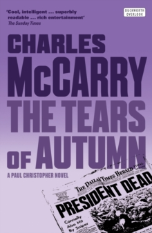 The Tears of Autumn, Paperback / softback Book