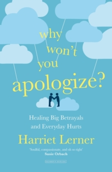 Why Won't You Apologize?, Paperback Book