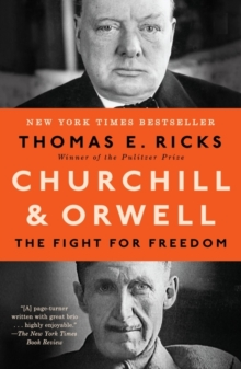 Churchill and Orwell, Paperback Book