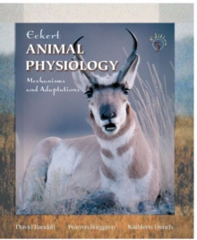 Eckert Animal Physiology, Hardback Book
