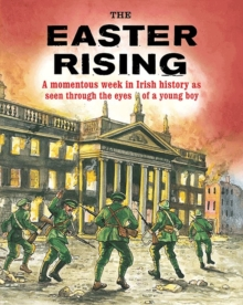 The Easter Rising 1916, Hardback Book