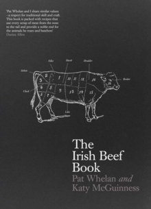 The Irish Beef Book, Hardback Book
