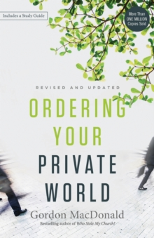 Ordering Your Private World, Paperback Book