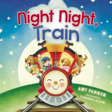 Night Night, Train, Board book Book