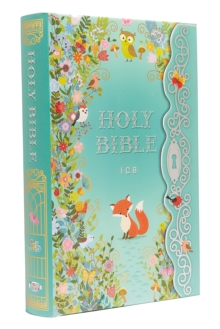 The ICB, Blessed Garden Bible, Hardcover, Hardback Book