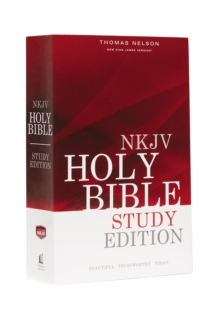 NKJV, Outreach Bible, Study Edition, Paperback, Paperback Book