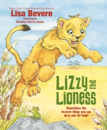 Lizzy the Lioness, Hardback Book