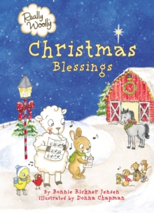 Really Woolly Christmas Blessings, Board book Book