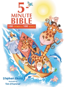 5-Minute Bible : 100 Stories and   100 Songs, Hardback Book