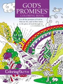 God's Promises Coloring Book, Paperback Book