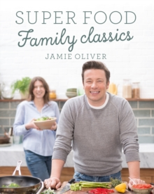 Super Food Family Classics, Hardback Book