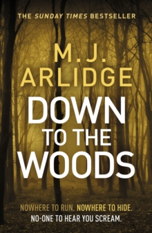 Down to the Woods : DI Helen Grace 8, Hardback Book