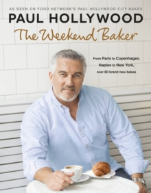 The Weekend Baker, Hardback Book