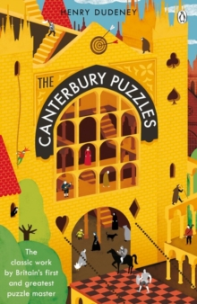 The Canterbury Puzzles, Paperback / softback Book