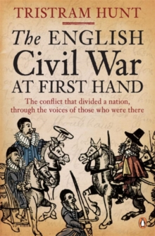 The English Civil War At First Hand, Paperback / softback Book