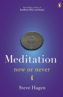 Meditation Now or Never, Paperback / softback Book