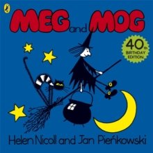 Meg and Mog, Paperback Book
