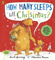 How Many Sleeps Till Christmas?, Hardback Book