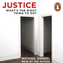 Justice : What's the Right Thing to Do?, eAudiobook MP3 eaudioBook