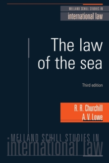 The Law of the Sea, Paperback Book