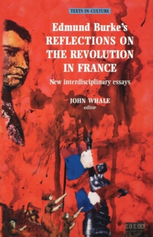 Edmund Burke's Reflections on the Revolution in France, Paperback Book