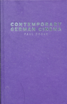 Contemporary German Cinema, Hardback Book