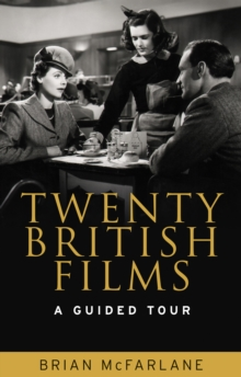 Twenty British Films : A Guided Tour, Paperback Book