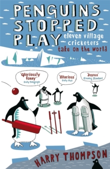 Penguins Stopped Play, Paperback Book