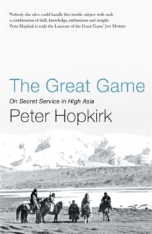 The Great Game, Paperback Book