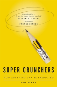 Super Crunchers, Paperback Book