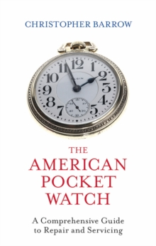 American Pocketwatch, Hardback Book