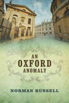 An Oxford Anomaly, Hardback Book
