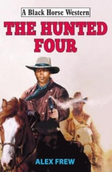 The Hunted Four, Hardback Book
