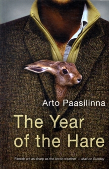 Year of the Hare, Paperback Book