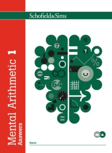 Mental Arithmetic 1 Answers, Paperback Book