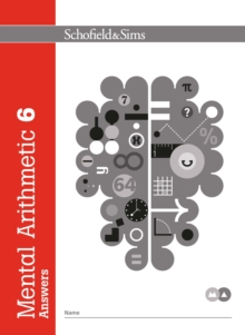 Mental Arithmetic 6 Answers : No. 6, Paperback / softback Book
