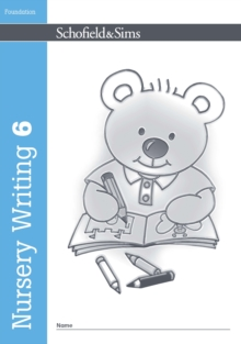 Nursery Writing Book 6, Paperback Book