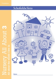 Nursery All About the World I Live in, Paperback Book