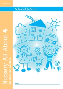 Nursery All About the Weather, Paperback Book