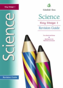 Key Stage 1 Science Revision Guide, Paperback Book