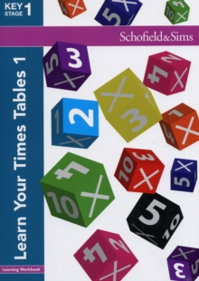 Learn Your Times Tables : Part 1, Paperback Book