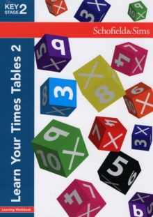 Learn Your Times Tables 2, Paperback / softback Book