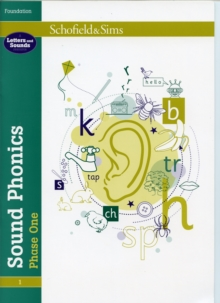Sound Phonics Phase One: EYFS, Ages 3+, Paperback Book