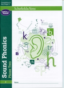 Sound Phonics Phase Two: EYFS/KS1, Ages 4-6, Paperback / softback Book