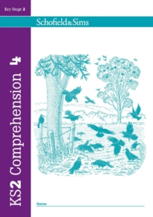 KS2 Comprehension Book 4, Paperback Book