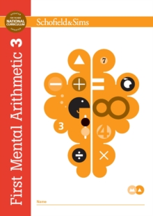 First Mental Arithmetic Book 3, Paperback / softback Book