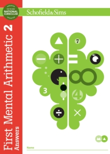 First Mental Arithmetic Answer Book 2, Paperback Book